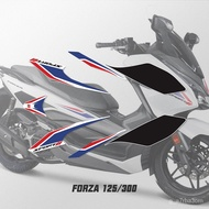Motorcycle Body protection sticker moto decoration reflective decal modified appearance film for honda FORZA 125 300
