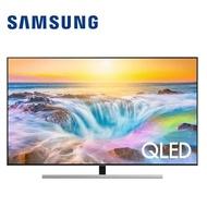 (含桌上安裝)三星 55吋4K QLED液晶電視 QA55Q80RAWXZW