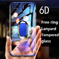 Transparent Plating case OPPO R15 Pro Dream version R11S R11 Plus electroplate shining case