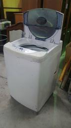 二手家具 台中連冠中古傢俱館❋Z0423-09LG10公斤洗衣機❋全自動洗衣機 單槽洗衣機 二手洗衣機 二手家具家電買賣
