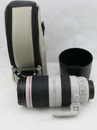 Canon EF 100-400mm F4.5-5.6L IS II USM 平輸 二手