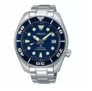 SEIKO | นาฬิกาข้อมือควอทซ์ SUMO Scuba Diver รุ่น SBDC033 Stainless Strap
