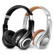 HiFi Stereo Wireless bluetooth Headphone Headset Foldable Earphone with Mic