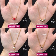 Gold Necklace Children Gold Necklace Children Gold Necklace 750 Gold Shop Original Gold Shop Jewelry Gold Necklace