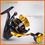 Lurekiller Saltist CW3000- CW10000 Spinning Jigging Reel Spinning Reel 10BB Alloy Reel 35kgs Drag
