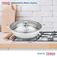 TESCO 32CM STEAMBOAT WITHOUT PARTITION