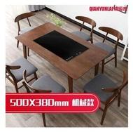 220V 飯菜保溫板家用暖菜板暖菜寶加熱多功能恒溫圓形餐桌墊神器 NMS