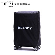 Delsey French Angel Luggage Travel Suitcase Wear-resistant Protective Cover