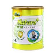 -典安-豐力富 Nature+金護幼兒成長奶粉1-3歲/兒童奶粉3-7歲 淨重1.5公斤(超取1單最多2罐)