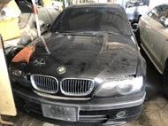 BMW E46型 318i 2004年 2.0 全車零件拆賣 歡迎詢問