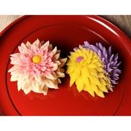 【時光小店】現貨日本和果子針切菊工具和菓子針切工具手工制作菊針
