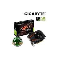 【太極數位科技】技嘉 GIGABYTE GeForce® GTX 1060 Mini ITX OC 6G 電腦顯示卡
