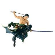 BWFC海賊王 造型王頂上決戰1 索隆 跳刀 手辦景品