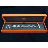 Hermes Chaine d'Ancre 愛馬仕 手鍊 純銀