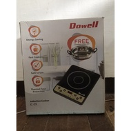 Dowell Induction cooker e9