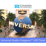 Universal Studios Singapore USS Ticket Singapore (Open-dated)