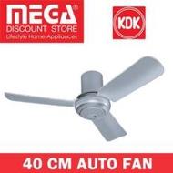 Kdk M11SU Remote Ceiling Fan 110Cm W/Remote Control