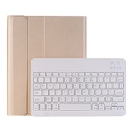 Keyboard Case for IPad 102 2019 with Pencil Holder Case for Apple IPad 7Th Generation A2200 A2198 Wireless Keyboard Capa Gold