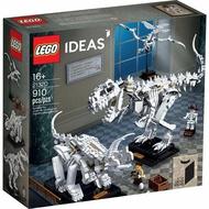 現貨 LEGO 樂高 21320 (樂高熊) IDEA系列 恐龍化石 全新未拆 保證正版