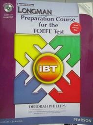【書寶二手書T5/語言學習_PIU】Longman Preparation Course for the TOEFL T