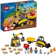 LEGO 樂高 城市系列 工程現場的狂暴 60252