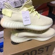 Adidas Yeezy Boost 350 V2 Butter 奶油黃 椰子350 男女鞋 F36980