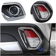 Mitsubishi 三菱 2016-2019年 奧蘭德 OUTLANDER 改裝前霧燈罩 後霧燈框改裝 前後霧燈框裝飾