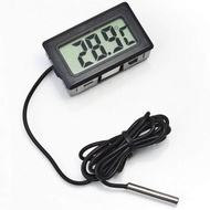 Mini LCD Digital Thermometer Fridge Freezer Thermometer for Fish Tank Aquarium