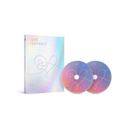 BigHit BTS - LOVE YOURSELF 結 Answer [L ver.] 2CD+Photobook+Mini Book+Photocard+Sticker Pack+Folded Poster