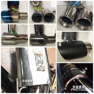 昱盛車業 BMW F10 E46 F36 F11 F13 尾飾管 改裝渦輪進氣管路 電子閥門  改裝排氣管 改裝尾桶