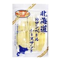 日本北海道鱈魚起司條 130g
