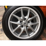 中古 PORSCHE 19吋原廠鋁圈含胎 保時捷 Cayenne Audi Q7 VW Touareg 福斯 五孔130