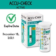 Active Diabetic Test Strips Accu Chek