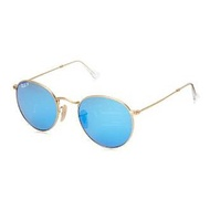 Rayban Authentic Gold Unisex Sunglasses Rb3447