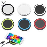 ☄sp☀ Powerbank New Qi Wireless Power Charger Charging Pad for Mobile Phones