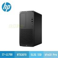 惠普 HP Z1G8 全方位工作站/I7-11700/8G D4-3200/RTX3070/512G SSD/DVDRW/AX201無線/550W/UKUM/WIN10PRO/三年全保到府維修~3000系列顯示卡現貨供應中~