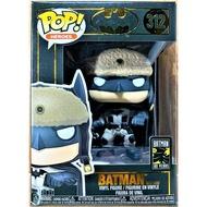 ☆勳寶玩具舖【現貨】FUNKO POP 蝙蝠俠80周年 #312 2003年 紅之子蝙蝠俠 BATMAN RED SON