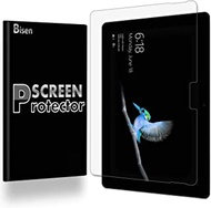 [3-PACK BISEN] Microsoft Surface Go. Surface Go 2. Screen Protector, Anti-Glare, Matte, Anti-Fingerprint, Lifetime Protection