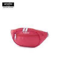 anello กระเป๋าคาดเอว B5 CS mini waist pouch AT-S0118T - Pink
