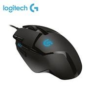 羅技 G402 遊戲光學滑鼠/有線/4000dpi/8鍵自訂
