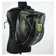 鬼爪後背包/可放全罩式安全帽筆電/機車包/MONSTER/重機背包/擋車背包/機車騎士必備