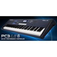 【搖滾鍵盤-嚴選二手】Kurzweil PC3LE8 88鍵鋼琴重量鍵電鋼琴*專業等級表演用電鋼琴*可當主控鍵盤
