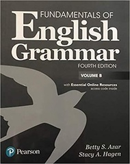 Fundamentals of English Grammar 4e Student Book B with Essential Online Resources International Edition 9780134661100