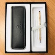 【CROSS】14K原子筆皮套禮盒組(1502)