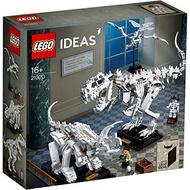 現貨 Lego 21320 恐龍化石 Dinosaur Fossils 樂高