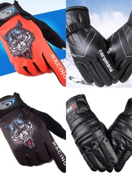 【MG】防水手套 買一送一 共4款  防風手套 騎士觸屏手套 加絨保暖手套 防寒手套