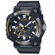 CASIO卡西歐 G-SHOCK 電波/藍牙/太陽能電力 蛙人錶/潛水級防水/GWF-A1000-1A/3.3mm