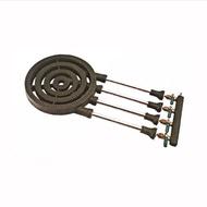 B220 Higher flame 4 pipe pressure gas stove burner