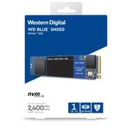 WD SN550 固態硬碟 M.2 NVME PCIE SSD  250G 500G 1T 盒裝 全新 公司貨 附發票