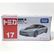 Tomica No.17 BMW I8